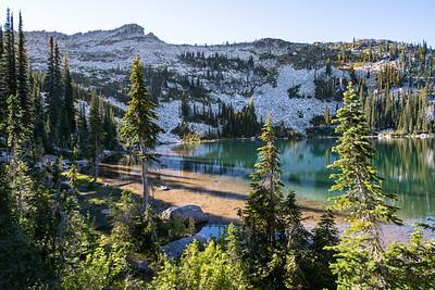 Beehive Lakes, Idaho