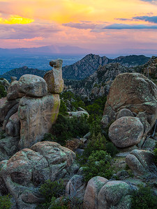 Wilderness of Rocks, Santa Catalina Mountains