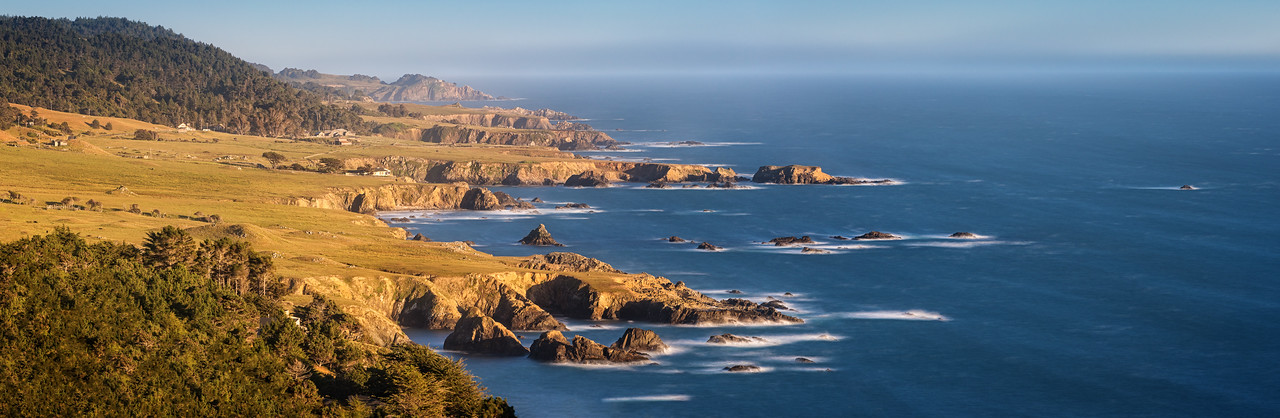 Crows Nest View, Sea Ranch, California