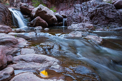 Tonto Creek, Hellsgate Wilderness