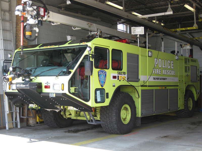 PAPD Teterboro F2 OshKosh Striker 1500 #56270