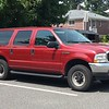 Bergen County Prosecutors Office Arson Unit Ford Excursion (ps)