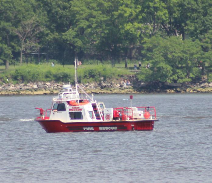 NHRFR Marine 1 rear
