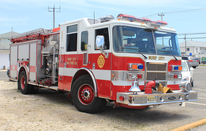 Surf City, NJ E4901 2004 Pierce Dash 1500gpm 750gwt 35gft CAFS (ps)