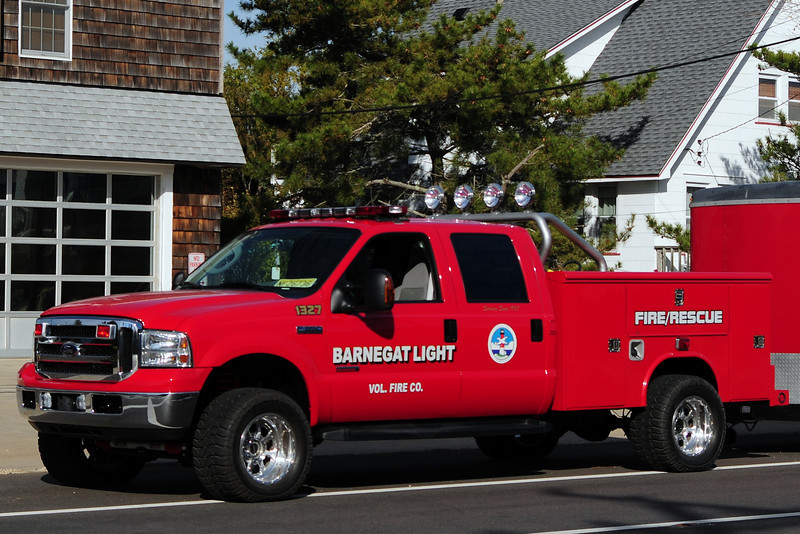 Barnegat Light  Water Rescue  1327  2005 Ford f-350/ Reading body