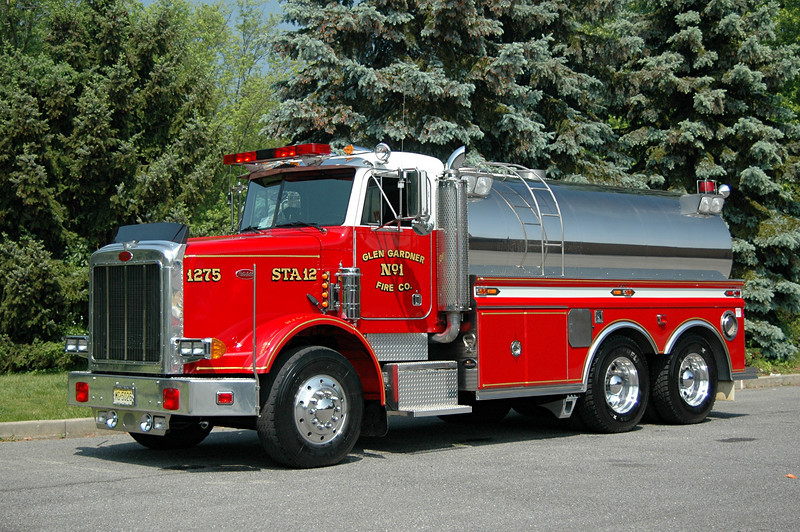 ** JUST ADDED ** Fire  Apparatus  of  Hunterdon County added on 7.17.10