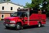 Clinton Twp Rescue Squad   Special Service  2002 GMC C550 Seagrave / AFI Body   Water Rescue Unit 45-57
