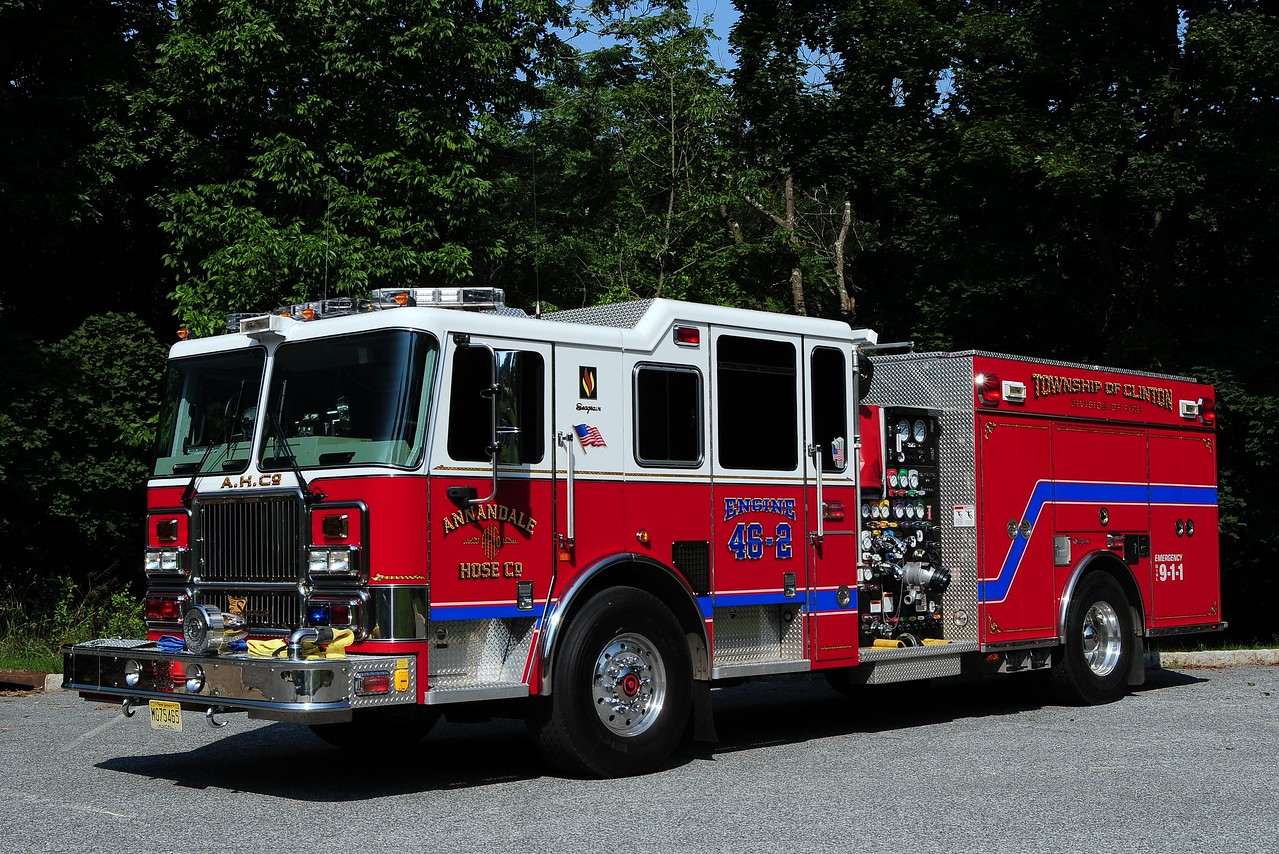 Annandale  Engine  46-2  2007 Seagrave  1500/ 750