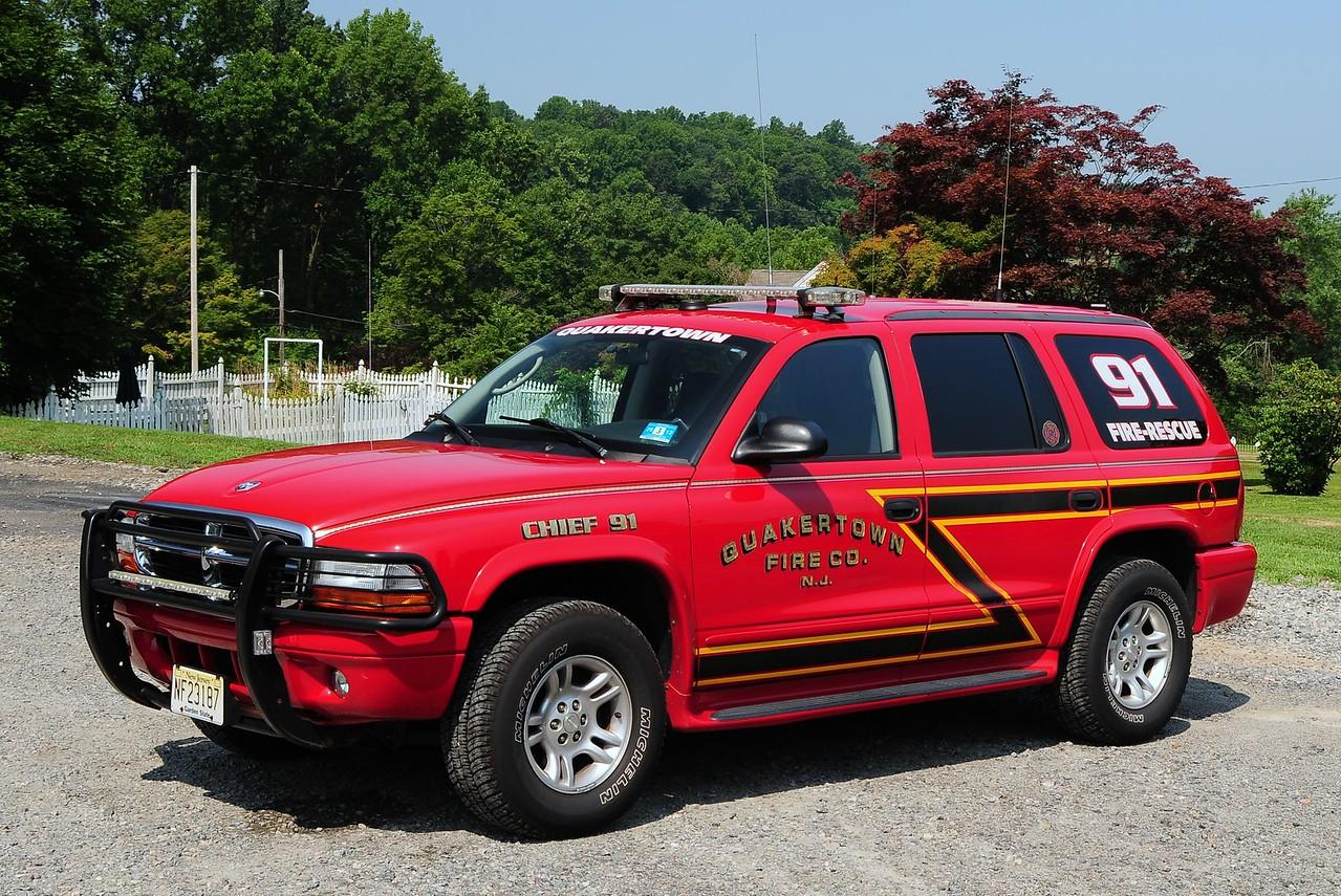 Quakertown  Chief 91   Dodge Dorango