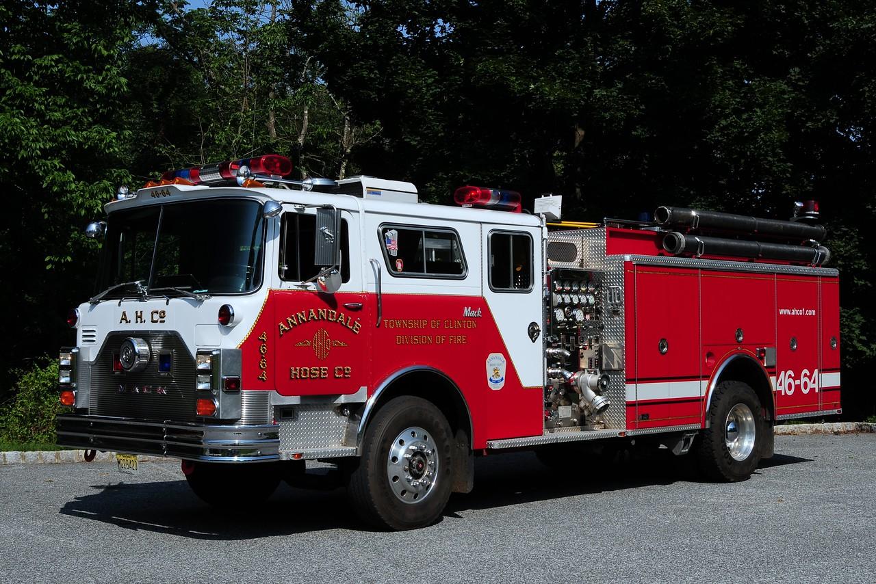 Annandale  Engine  46-64 1988 Mack CF  1750/ 750