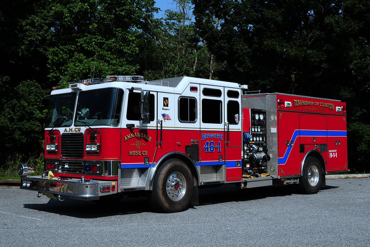 Annandale  Engine  46-1  2005 Seagrave  1500/ 750