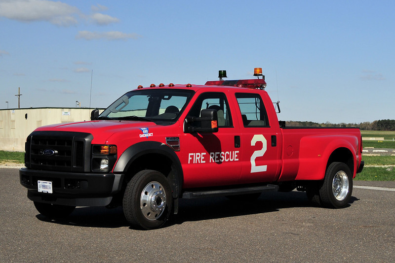 USAF    New Jersey Air National Guard                        2009   Ford F450 Utility 2