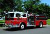 NEPTUNE HOSE CO#5  BURLINGTON CITY  ENGINE 9052   1970 WARD LAFRANCE 1500/ 500