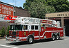 FORT LEE, NEW JERSEY  LADDER  CO # 3  LADDER 1  2004  SEAGRAVE 100 FT