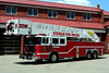 EVESHAM LADDER 2215  1997 SEAGRAVE TOWER LADDER  105 ft