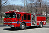 Jefferson Twp Lake Hopatcong section - Engine 718 - 1988 Emergency One 1500/750  Now Retired