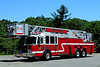 Verona NJ   Tower 12  2009 KME Predator   102ft tower ladder