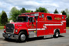West Windsor Fire Co     Rescue  43   Ford  L 9000 Emergency-One