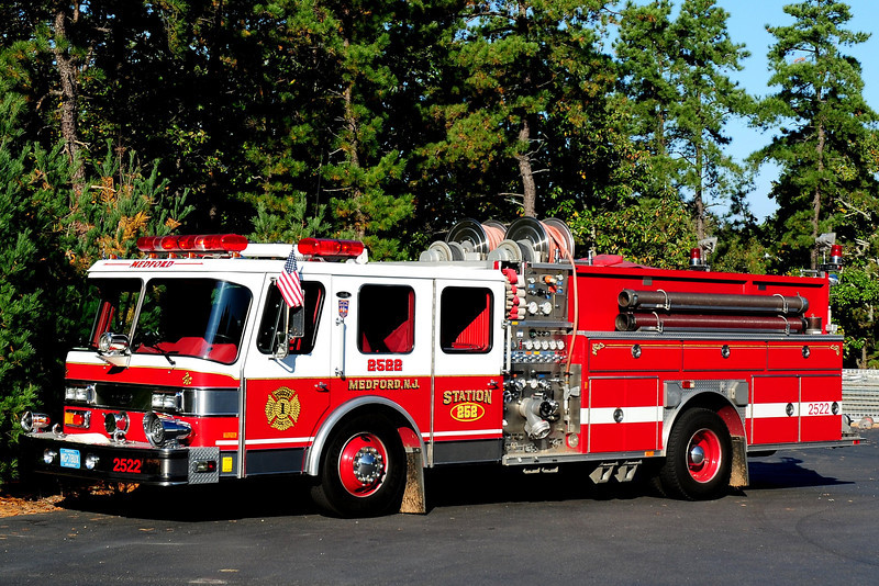 Taunton  Fire Co    Engine  2522  1992 Emergency-One  1250 / 500    reserve