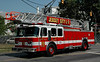 JERSEY CITY - LADDER 8- 2000 E-ONE HURRICANE 110'