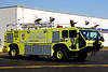 NY & NJ  Port Authority  Teterboro Airport  Crash 1 2005  Oshkosh  Striker  1500 / 410 AFFF  with 2 450 lbs  Purple K