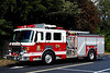 Herbertsville Fire Co Engine 2431 1999 American la France / LTI 1500 / 500/ 50 Class a
