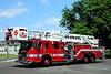 BURLINGTON CITY TOWER 9035 - 2001 PIERCE LANCE 2000/ 250/ 85 FT TOWER LADDER