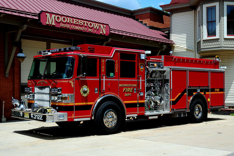 MOORESTOWN ENGINE 3122  2010 PIERCE ARROW XT 1750/1000