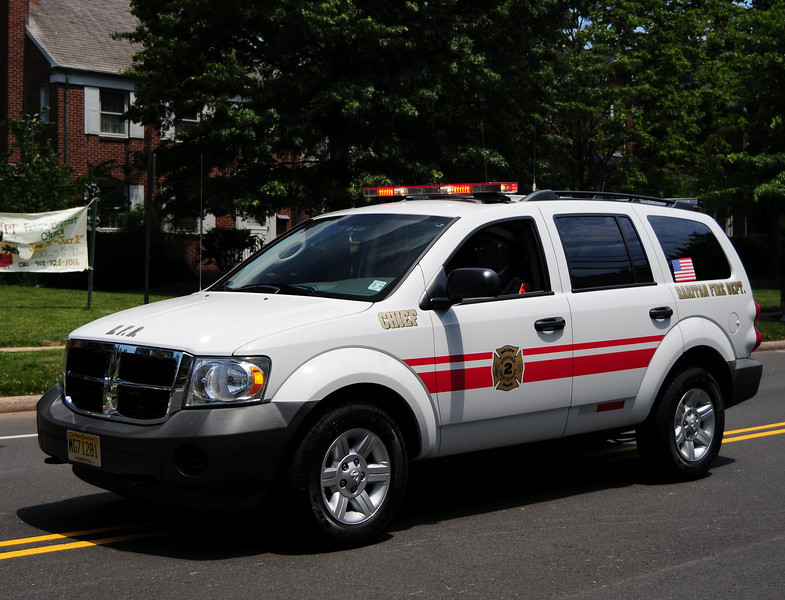 Raritan  nj   releif hose  co 2  chief   2008 Dodge  Derango