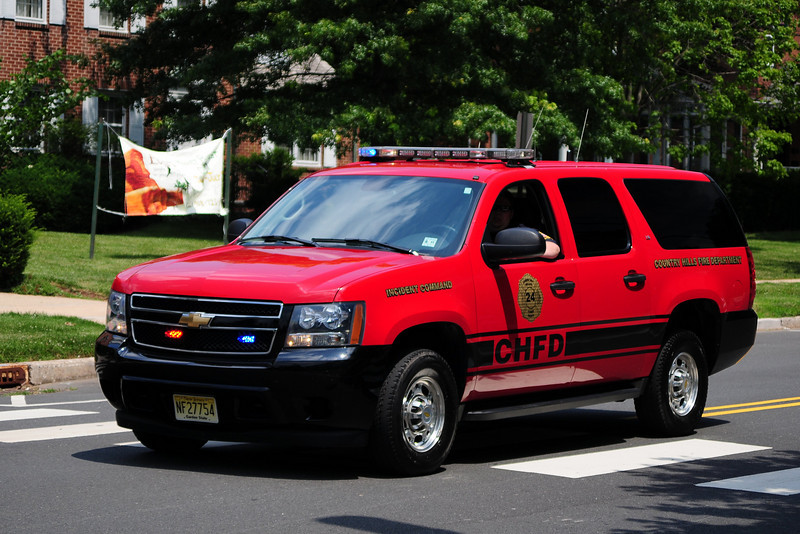 Counrty hills   Command  24-161  2007  Chevy  Tahoe
