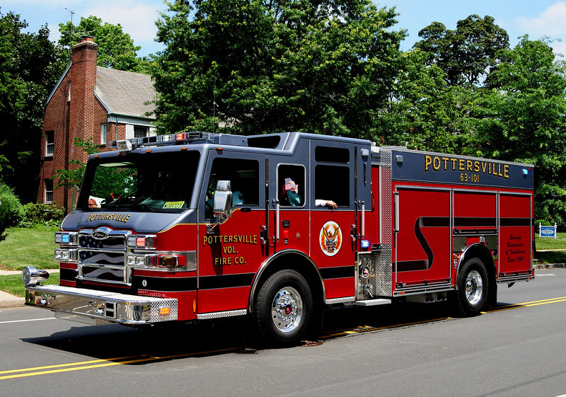 Pottersville  Engine 63-101 - 2009 Pierce Impel (PUC) 1500/ 750/ 20