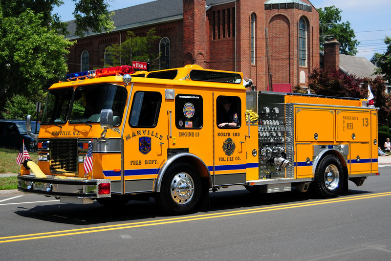 Manville   Engine  42-103  1993 E-One  1250/ 500