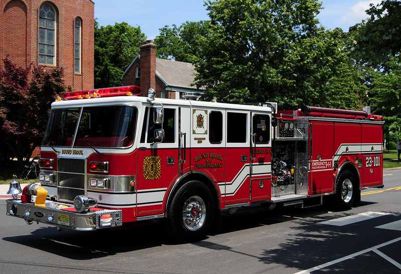 Bound Brook  Engine  23-101  1995 Pierce Lance   1500/ 500 / 55