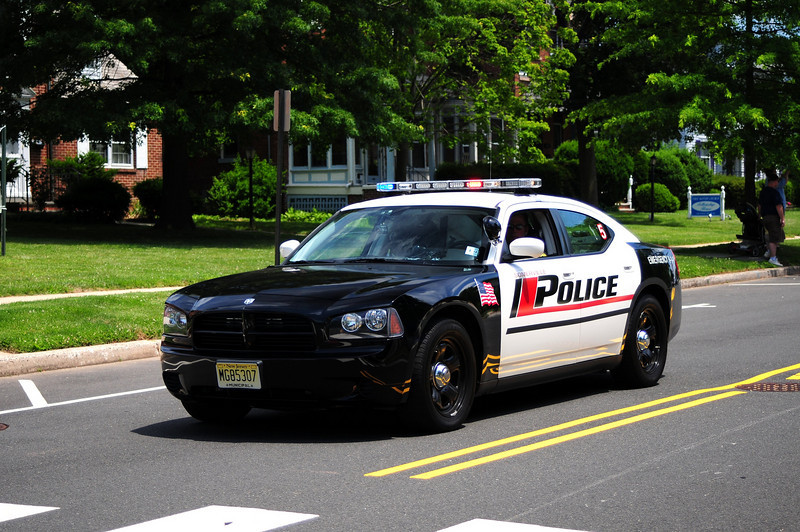 Somerville  Police  unit   Leads  the  Anniversary  Parade on  6.19.10