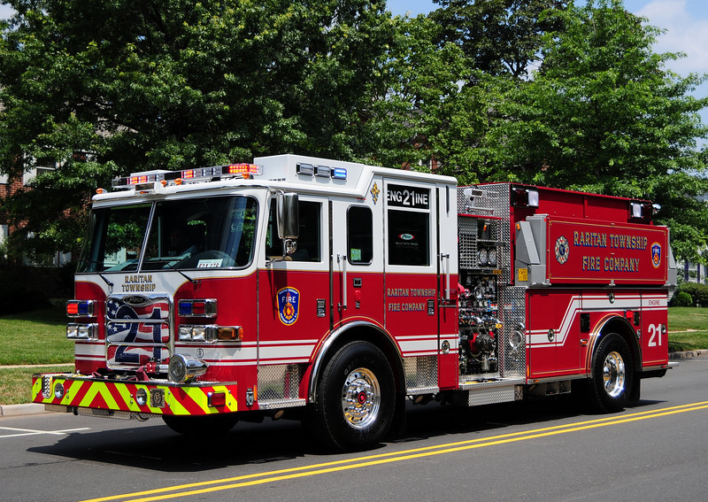 Raritan Twp. Engine 21 - 2010 Pierce Arrow XT 1500/2000/30