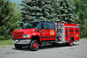 MANSFIELD TWP, NJ 2006 GMC  C5500 PIERCE 750 GPM 200 TANK 30 FOAM