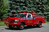 WARSHINGTON TWP , NJ (WARREN COUNTY) 1996  FORD F-350/READING BODY CUSTOM BRUSH GUARD  250 GPM  300 TANK