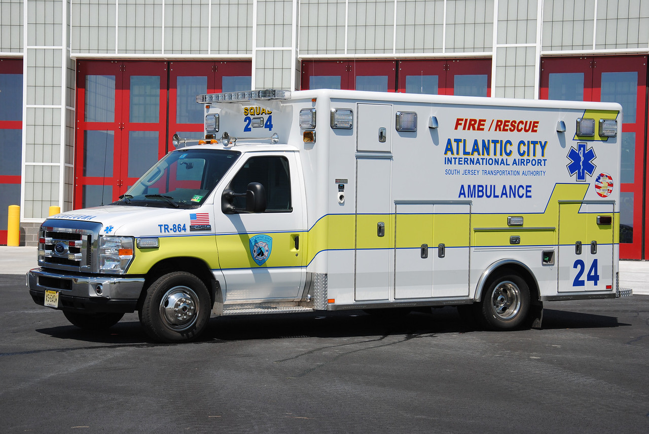 Atlantic City International Airport Fire Department BLS 24