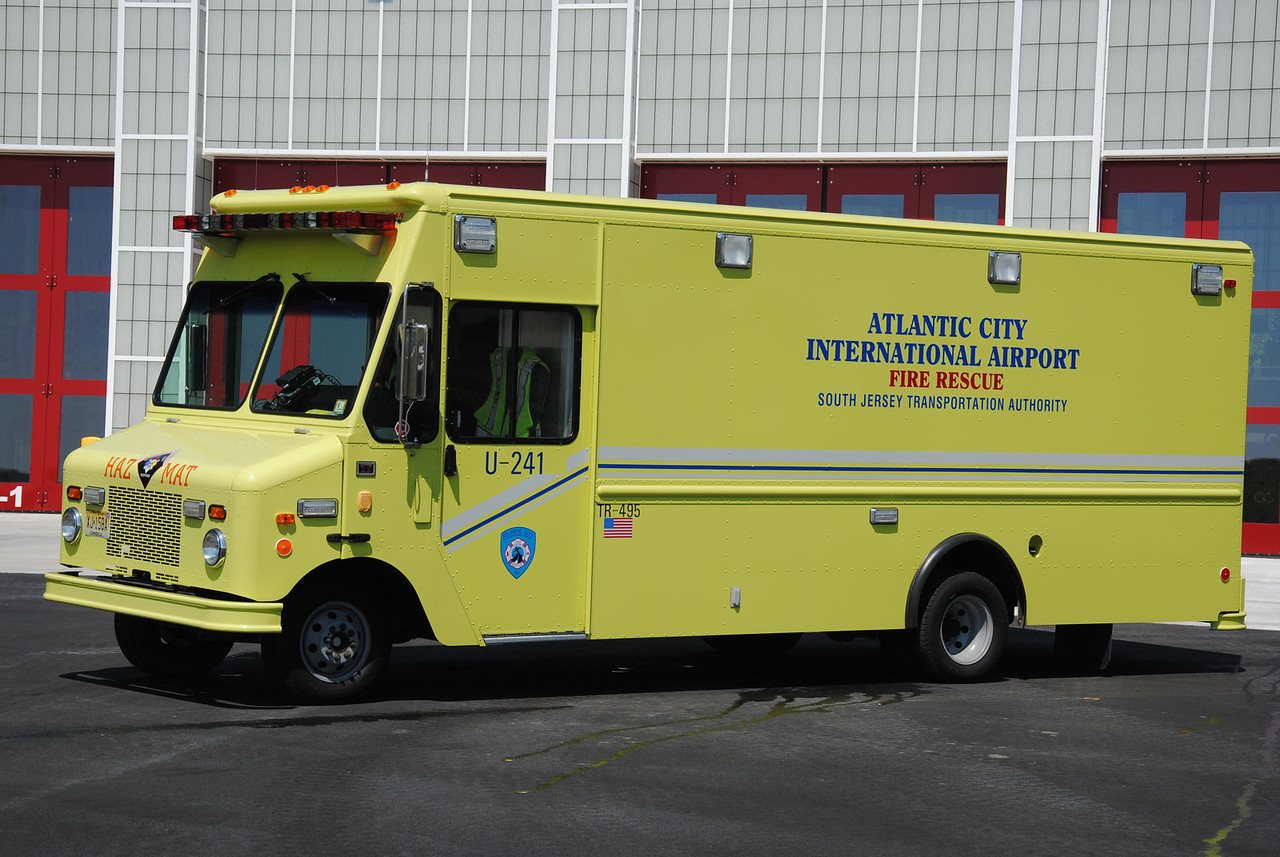 Atlantic City International Airport Fire Department Haz-Mat 241