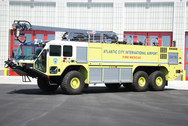 Atlantic International Airport Fire-Rescue