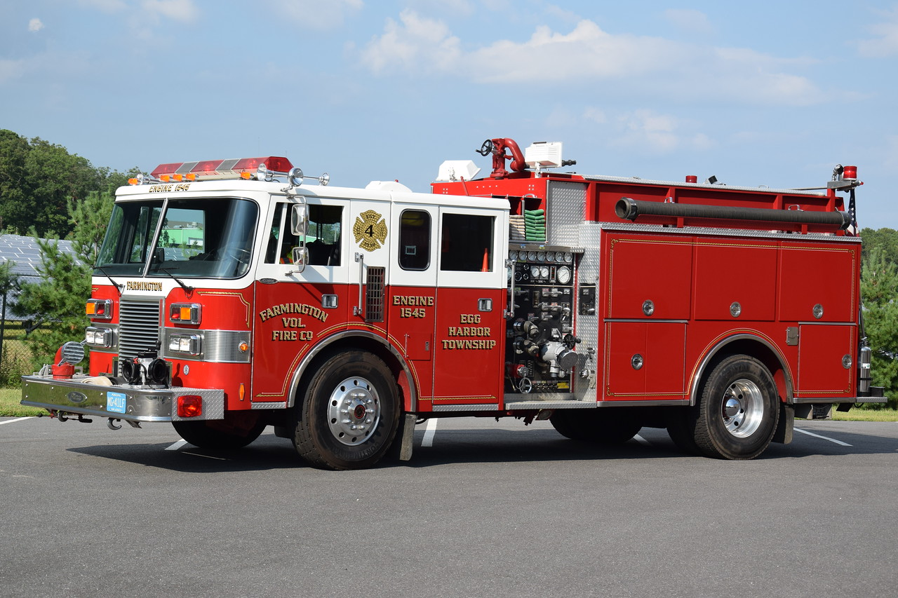 Farmington Fire Company Engine 15-45