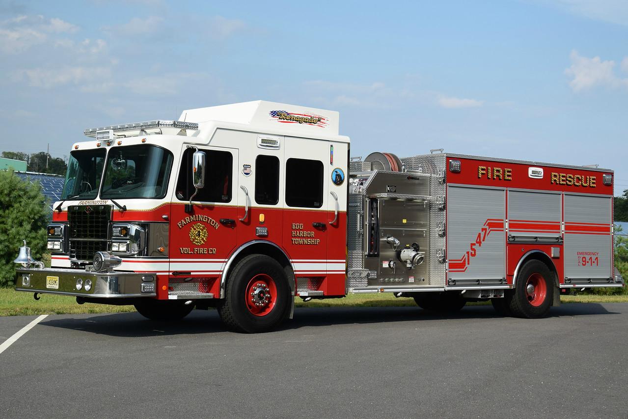 Farmington Fire Company Engine 15-47