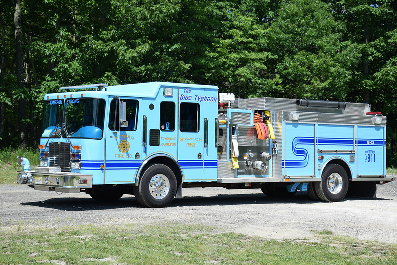 Mizaph Fire Company Engine 18-23