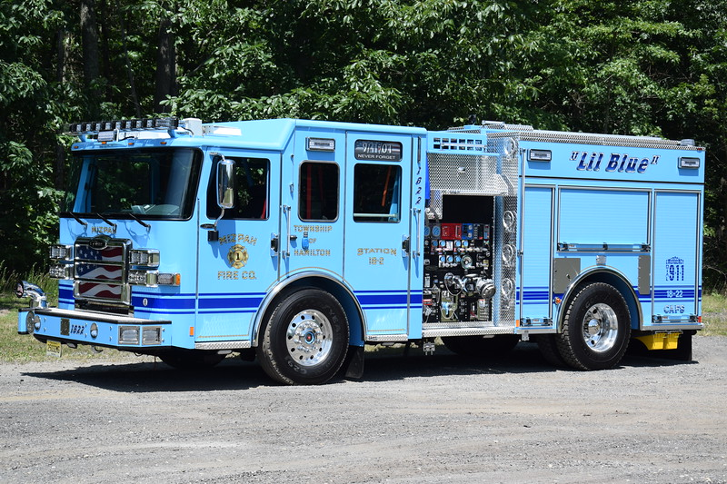 Mizaph Fire Company Engine 18-22