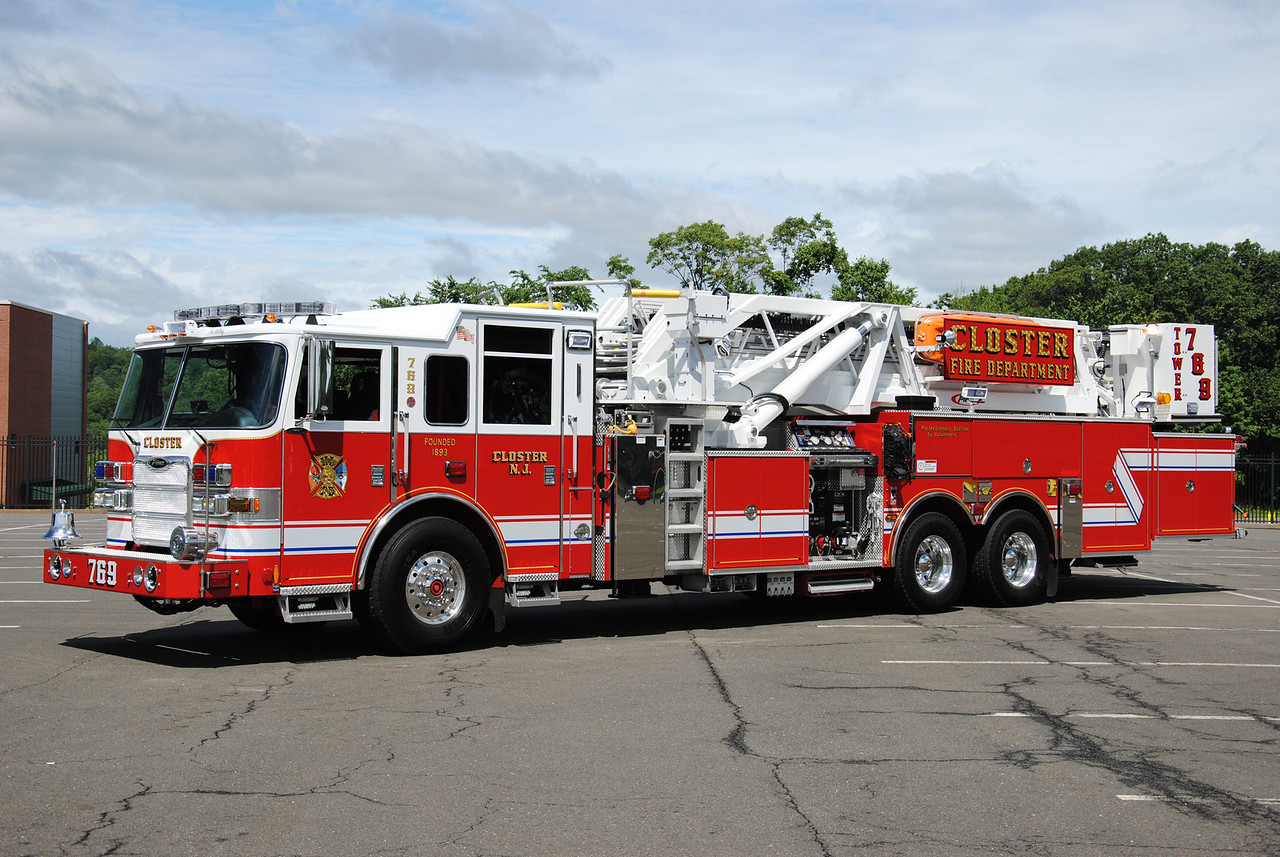 Closter Fire Department, Closter Tower 769
