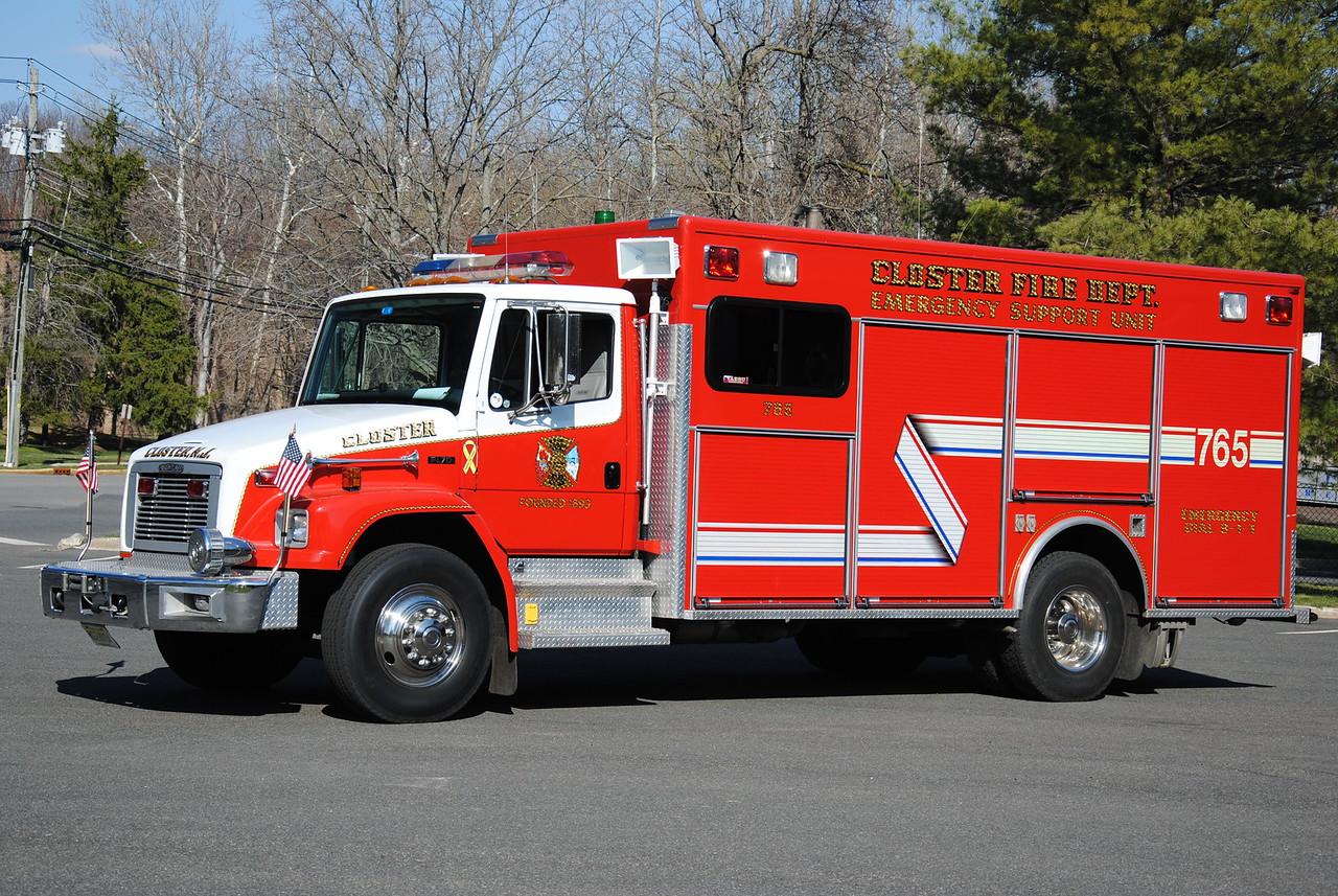 Closter Fire Department ESU 765