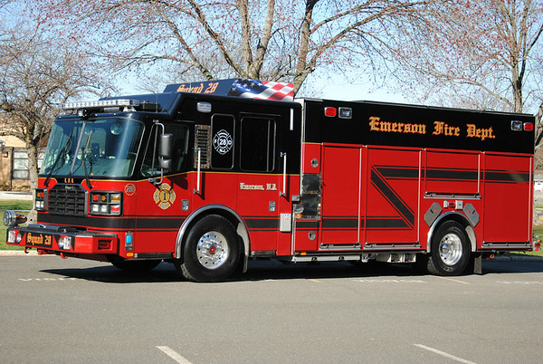 Emerson Fire Department
