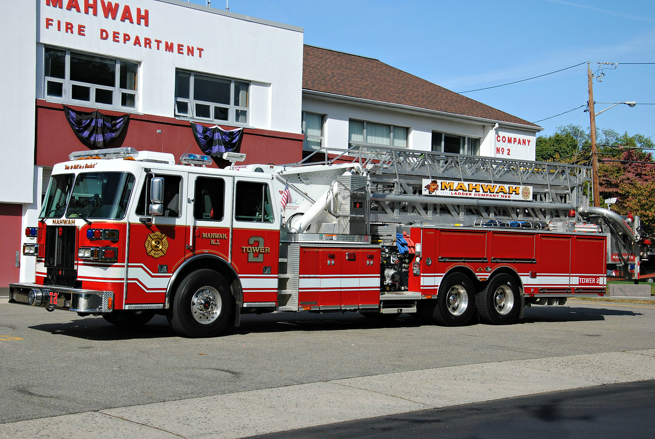 Mahwah Fire Company #2 Tower 2
