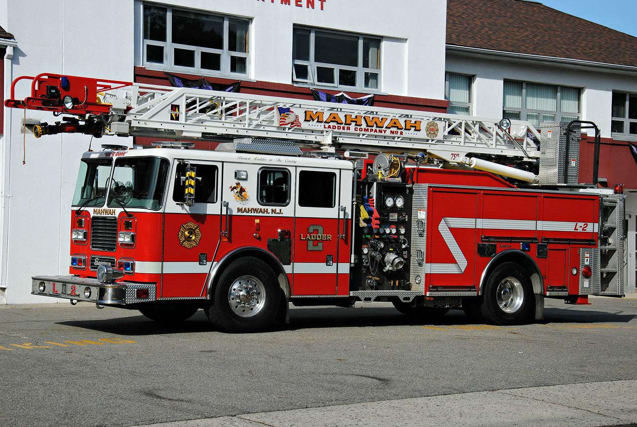 Mahwah Fire Company #2 Ladder 2