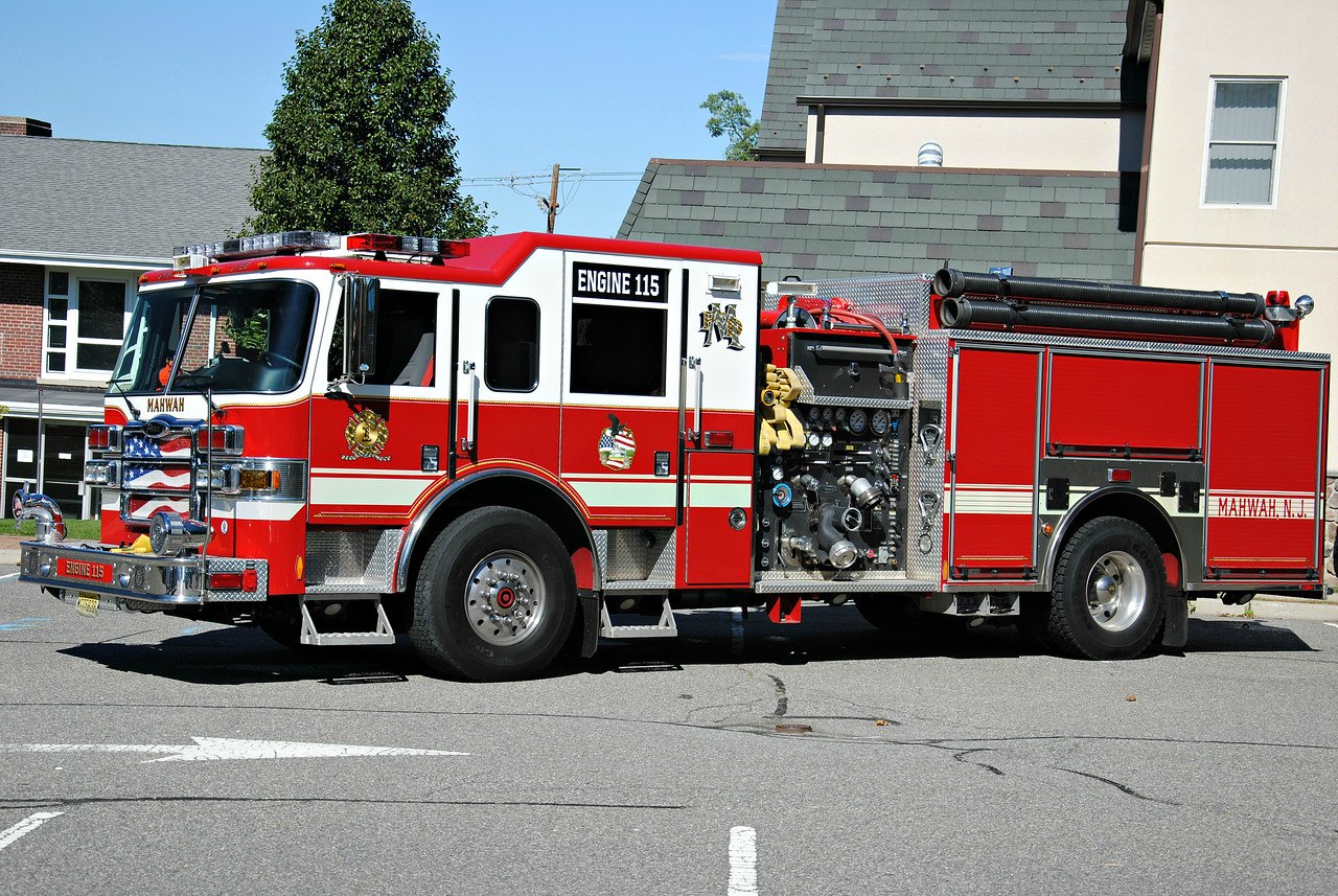Mahwah Fire Company #1 Engine 115
